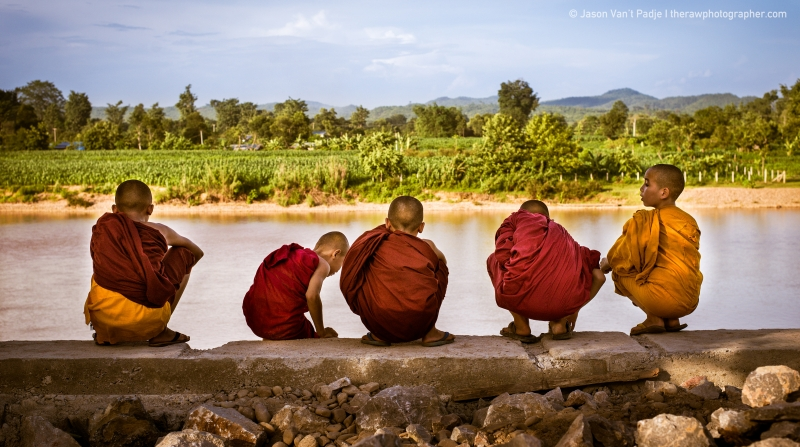 Watching Monks