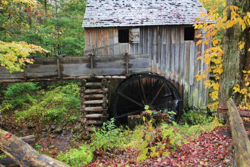 Working Grist Mill