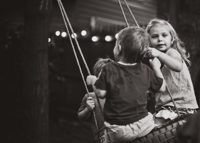 Happiness Is A Tireswing