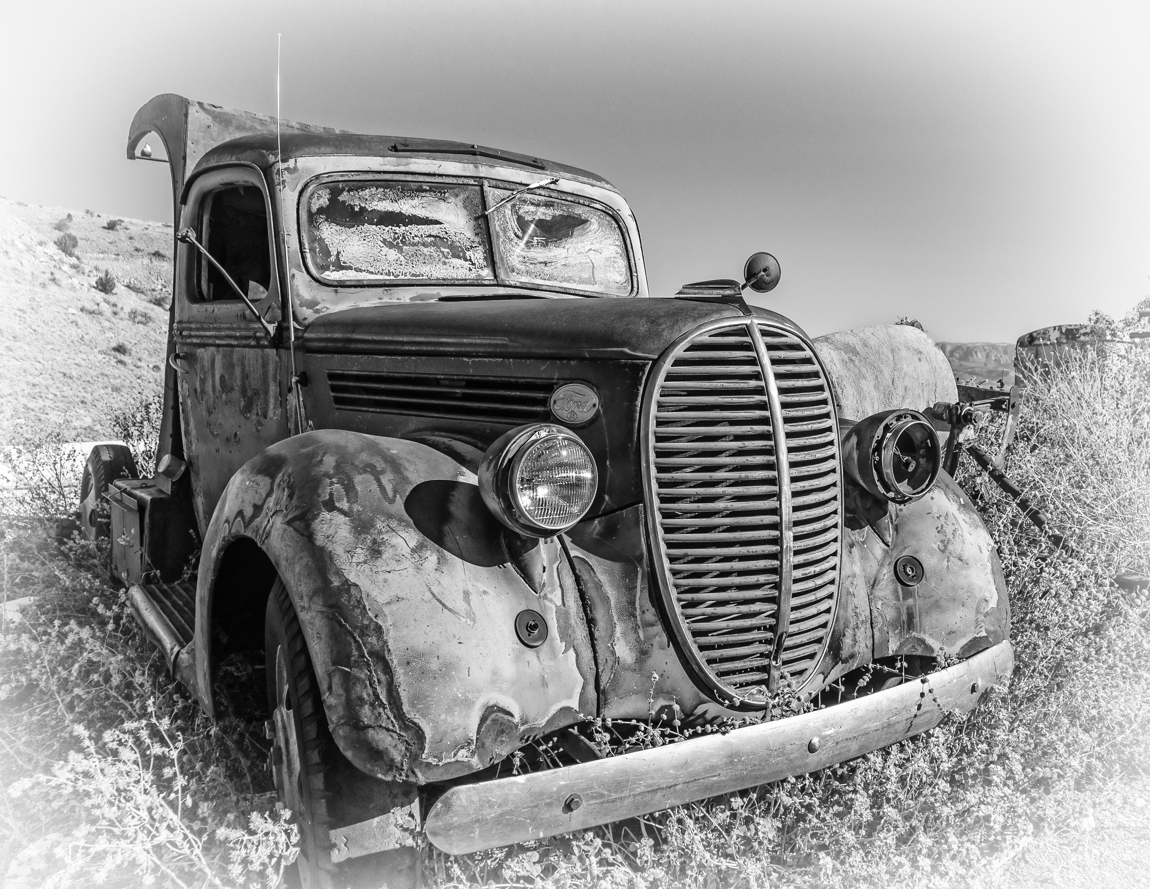 The Old Ford – Full of Character
