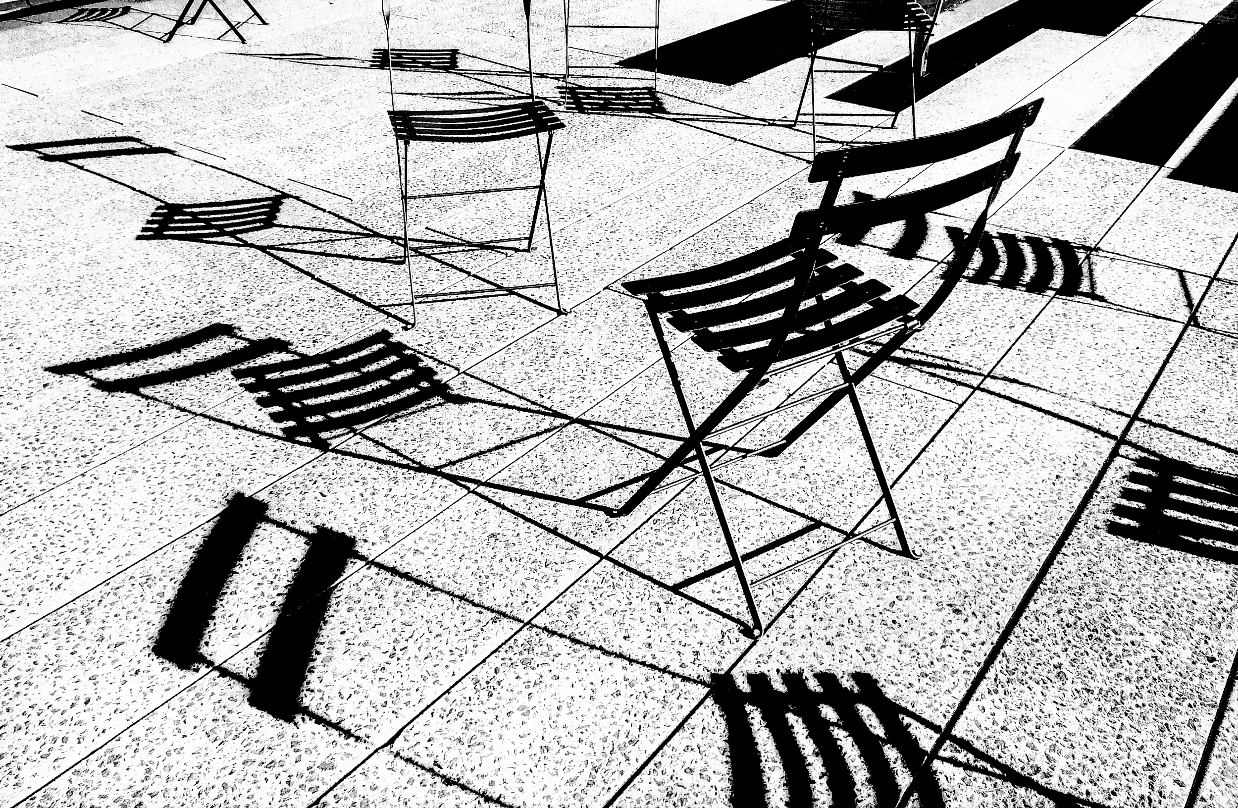 Chairs, Manhattan High Line