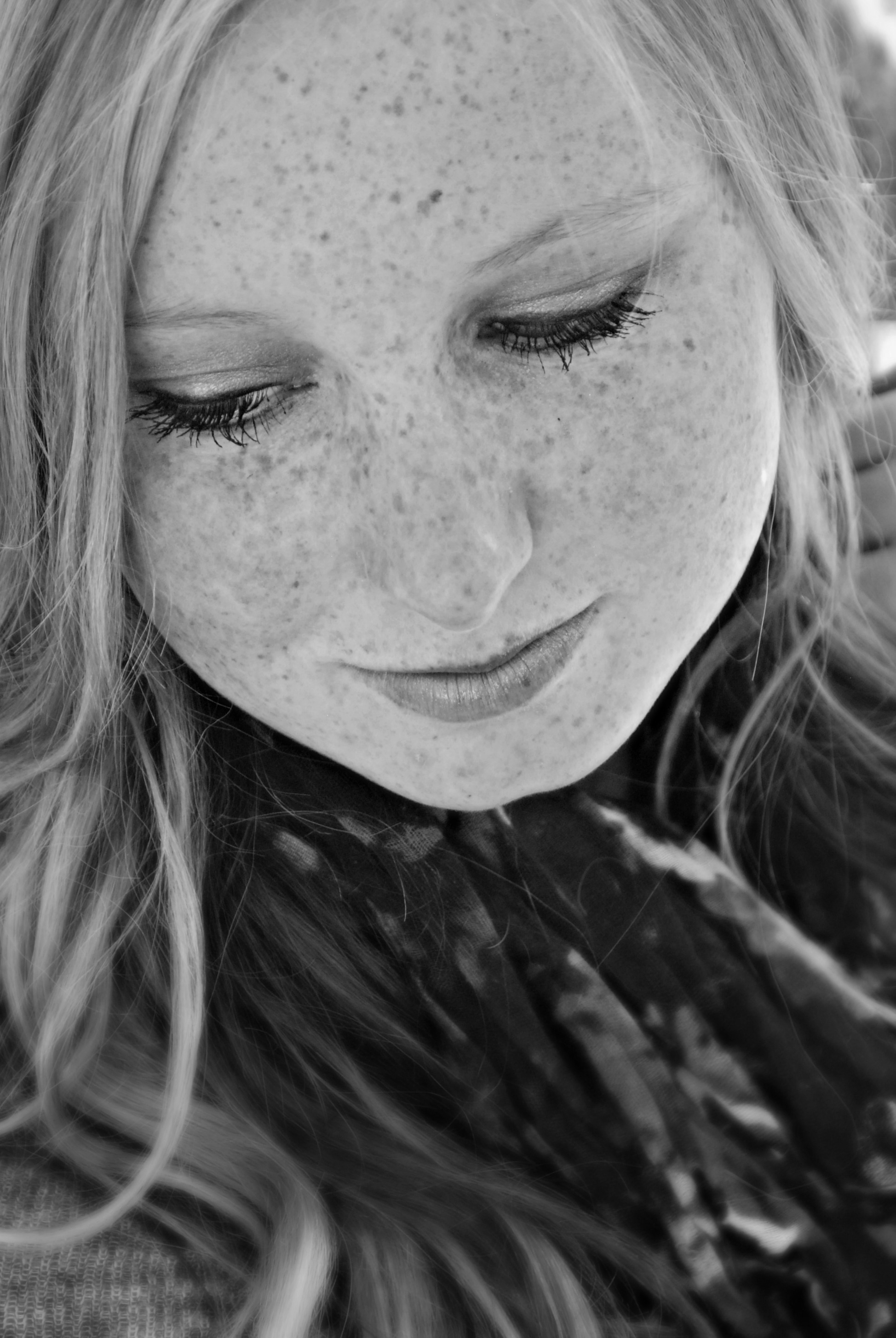 The Freckled Girl