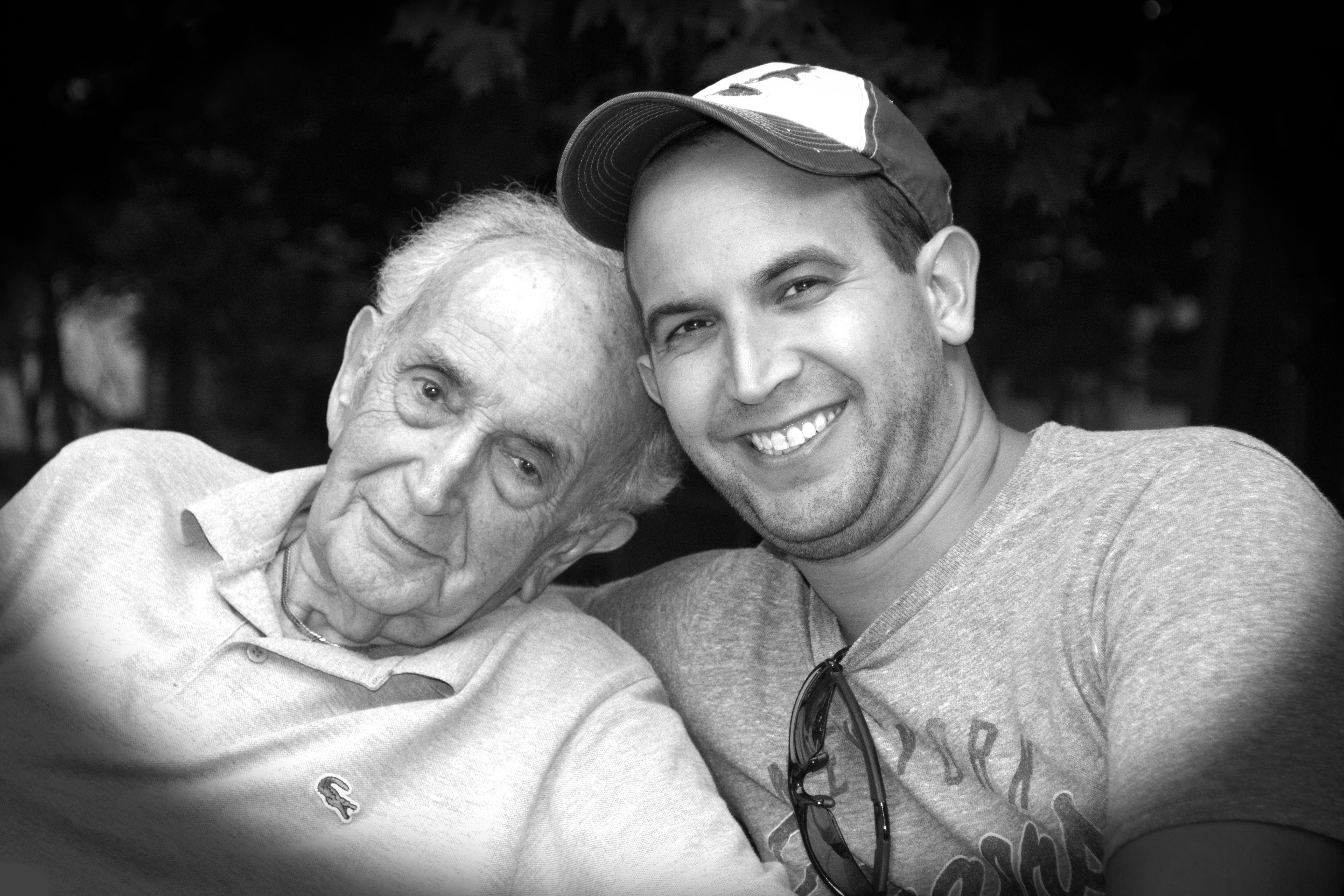 Grandpa-and-Jeremy-bw-web