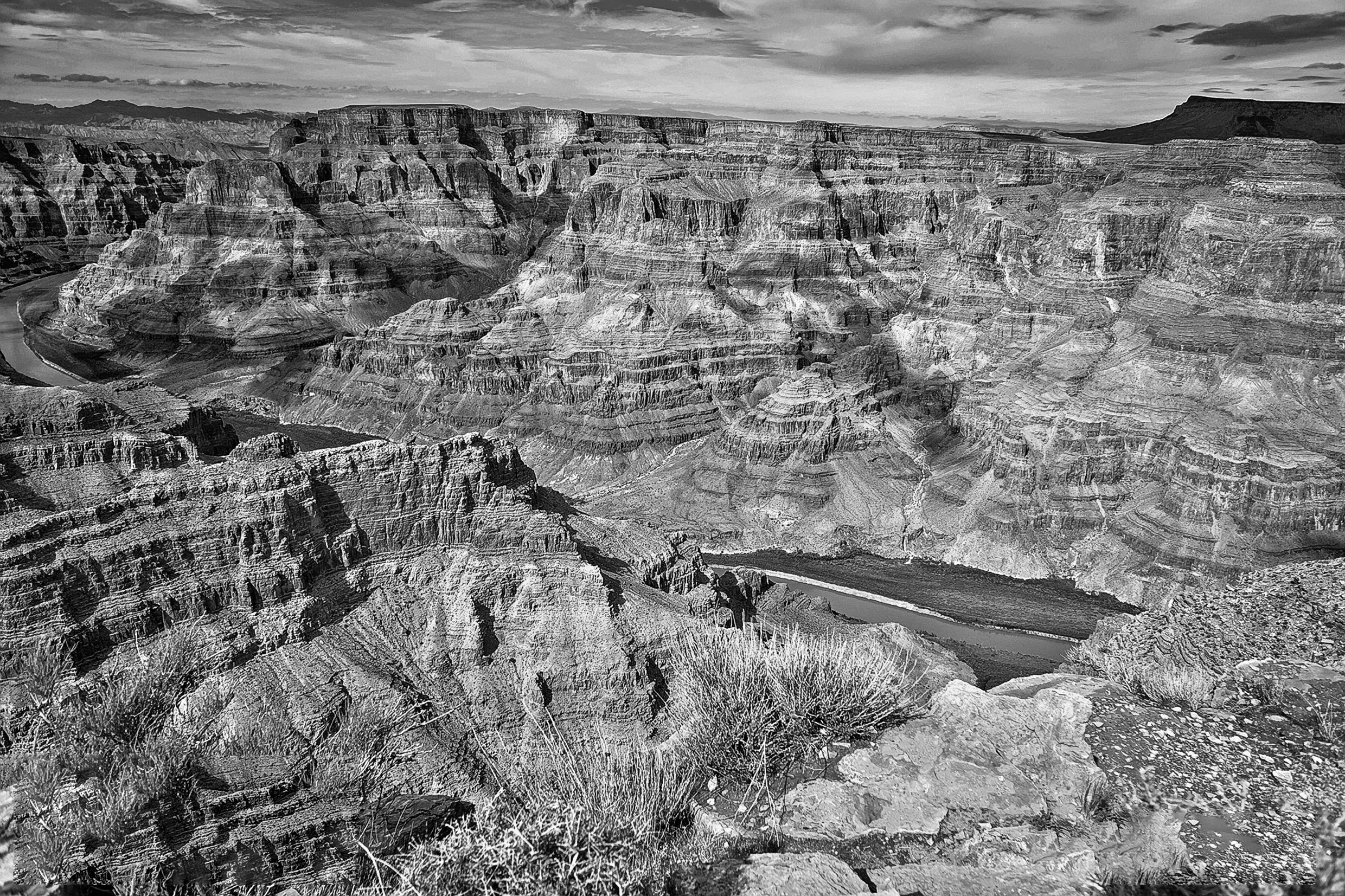 Majestic Guano Point – West Grand Canyon