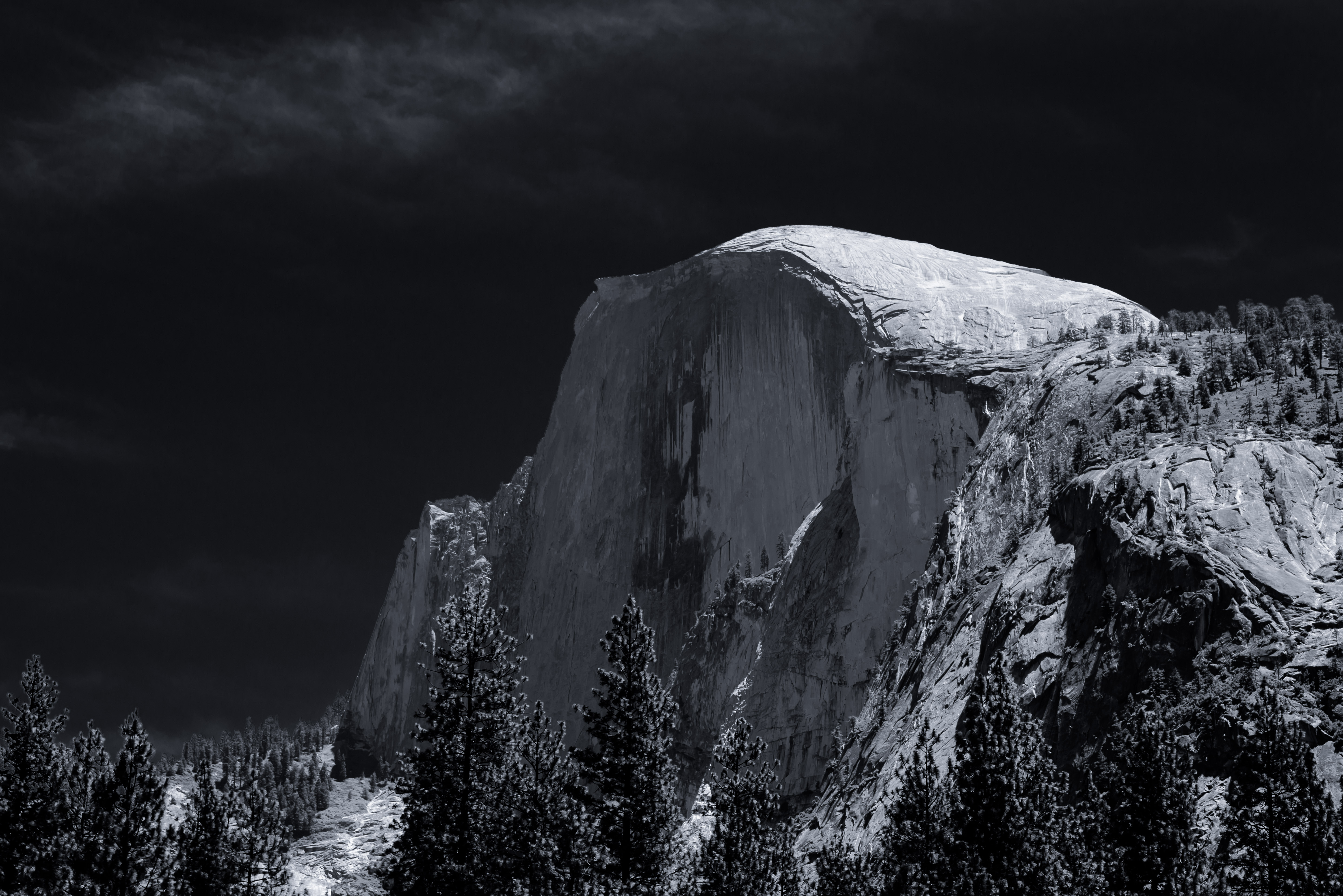 Half Dome -Yosemite National Park