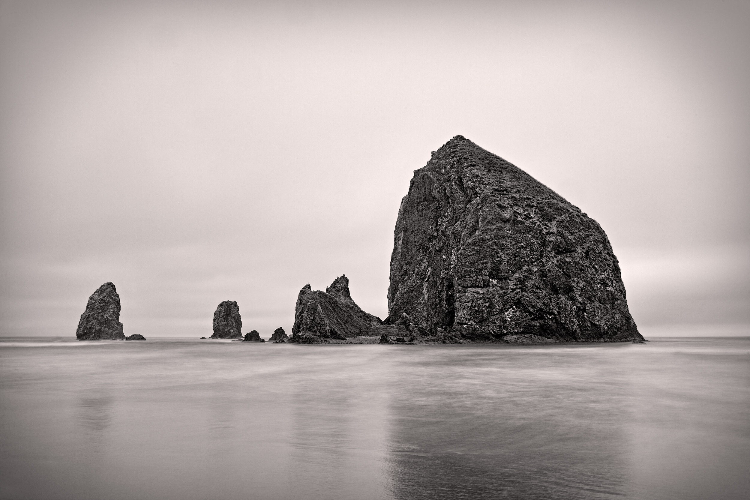 Haystack and The Needles