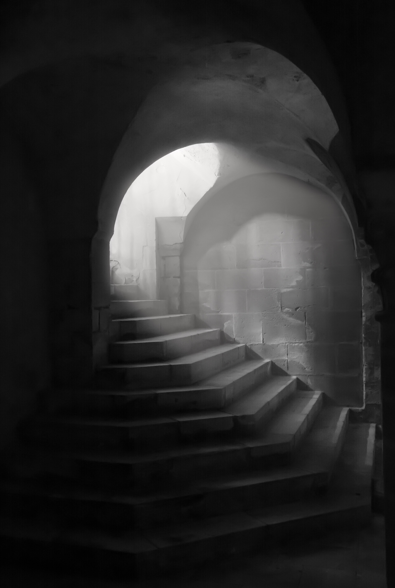 Light in the Catacombs