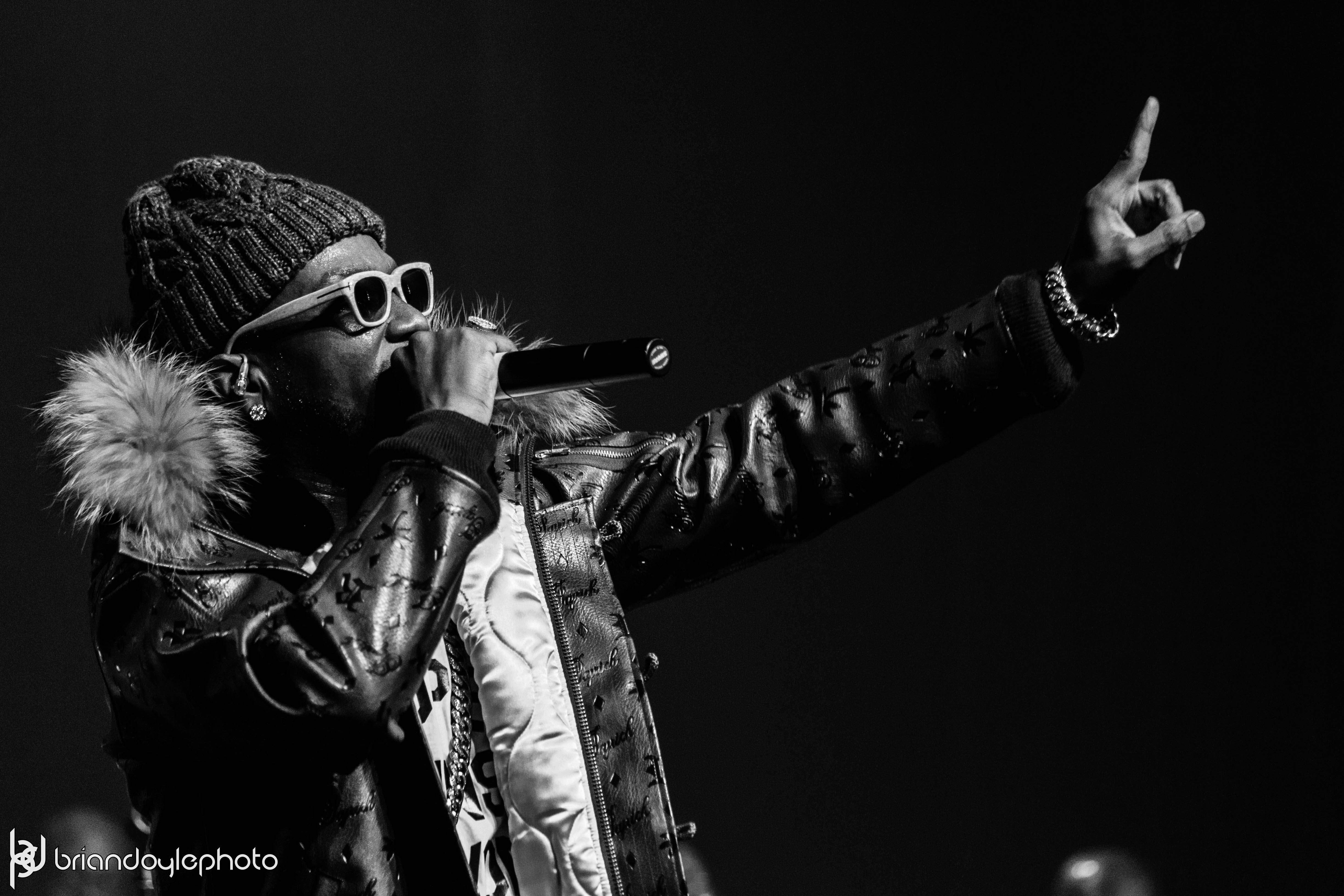 Lil Wayne, Juicy J, Two-9, Tree @ The Fonda 25.11.2014-29