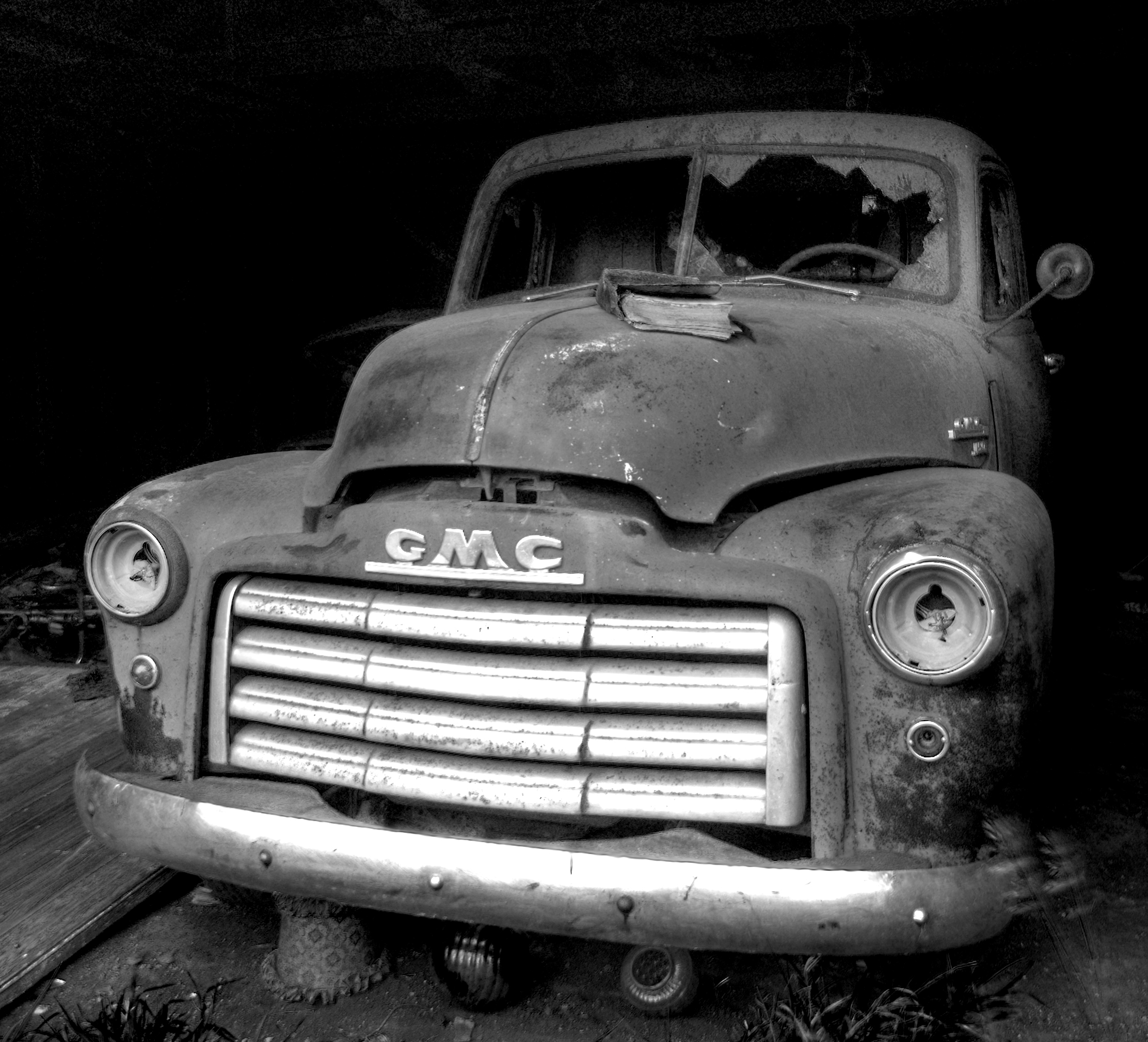 Old GMC
