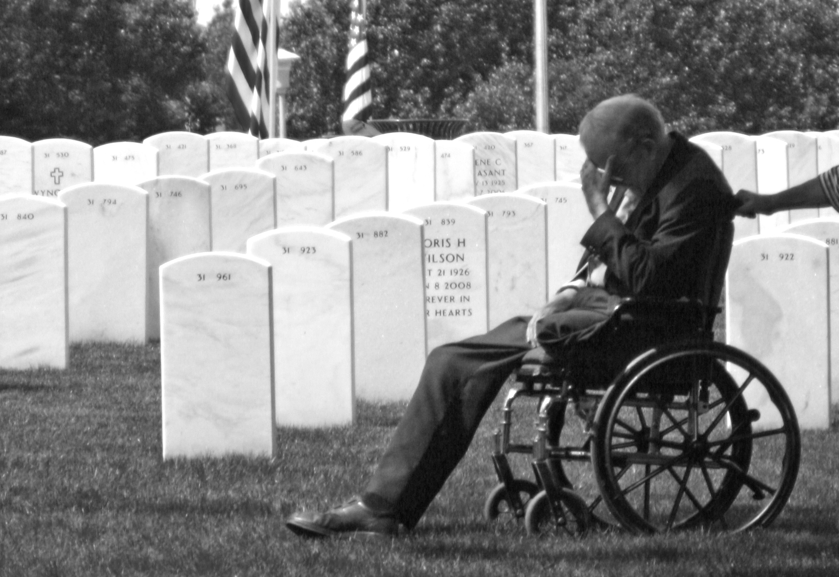 Some gave all – All gave some.