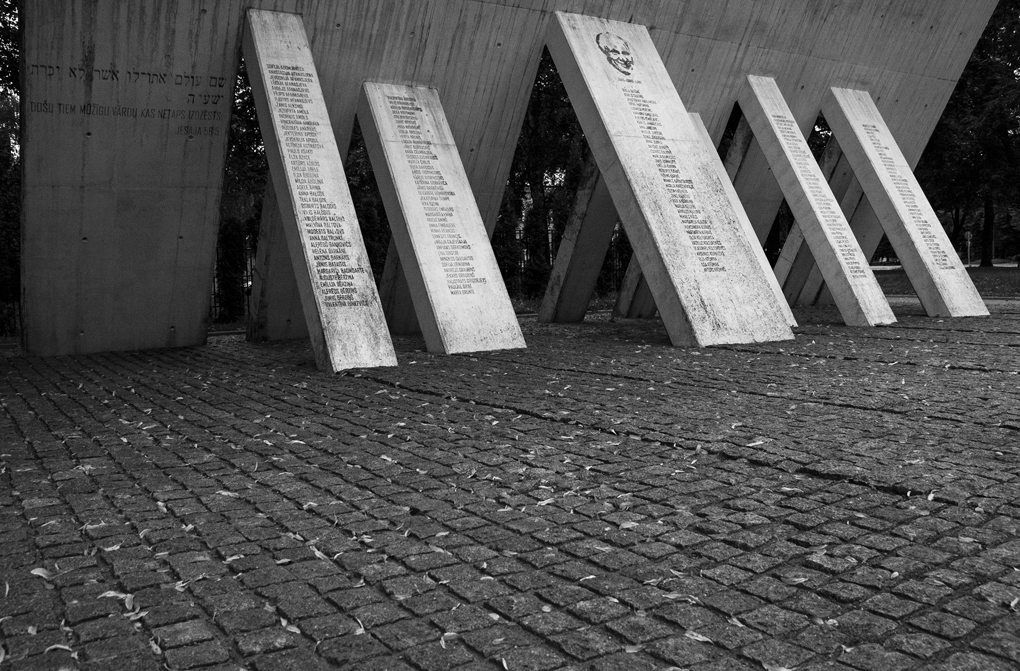 Riga Holocaust Memorial