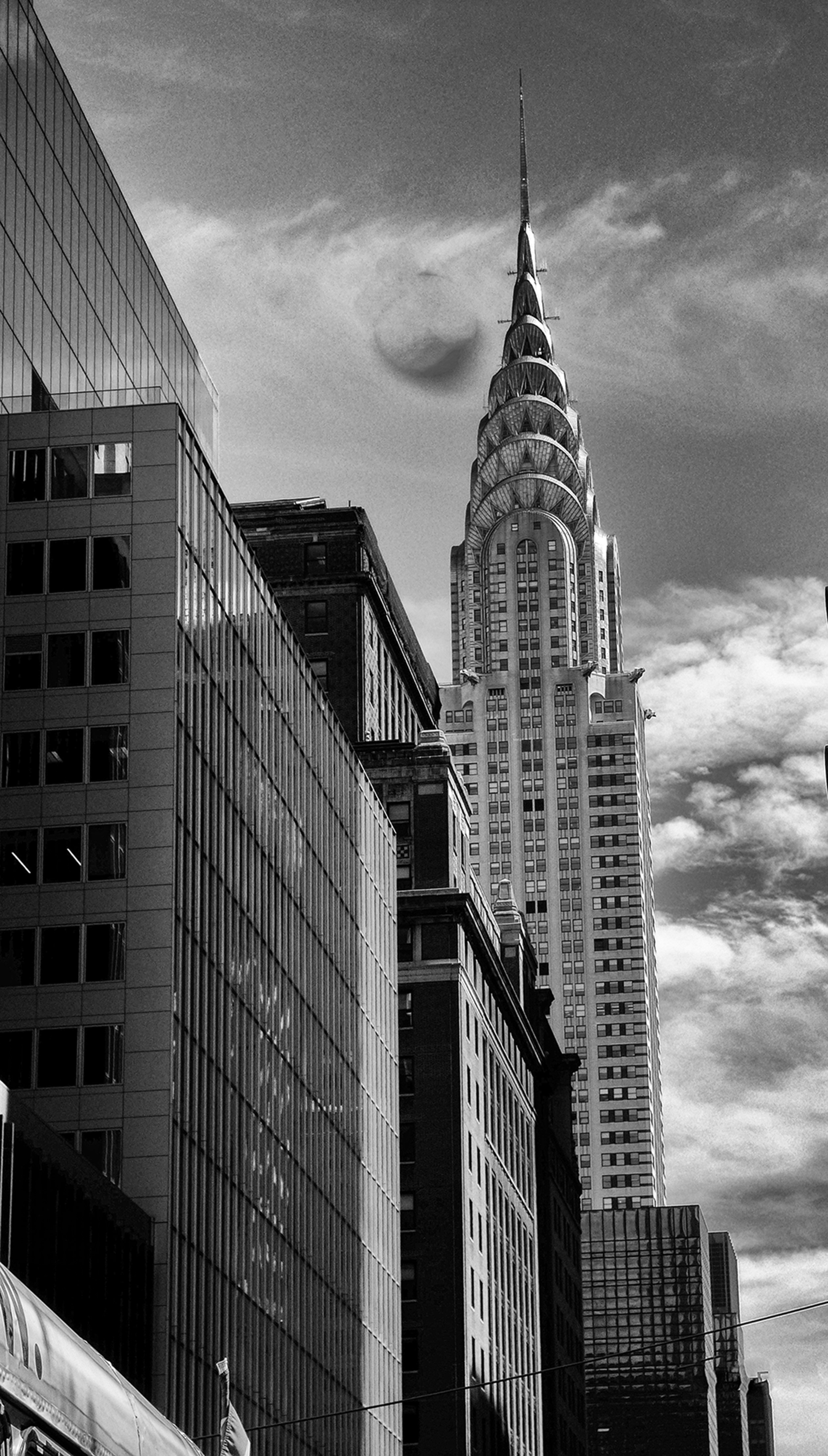 The Chrysler Building-NYC