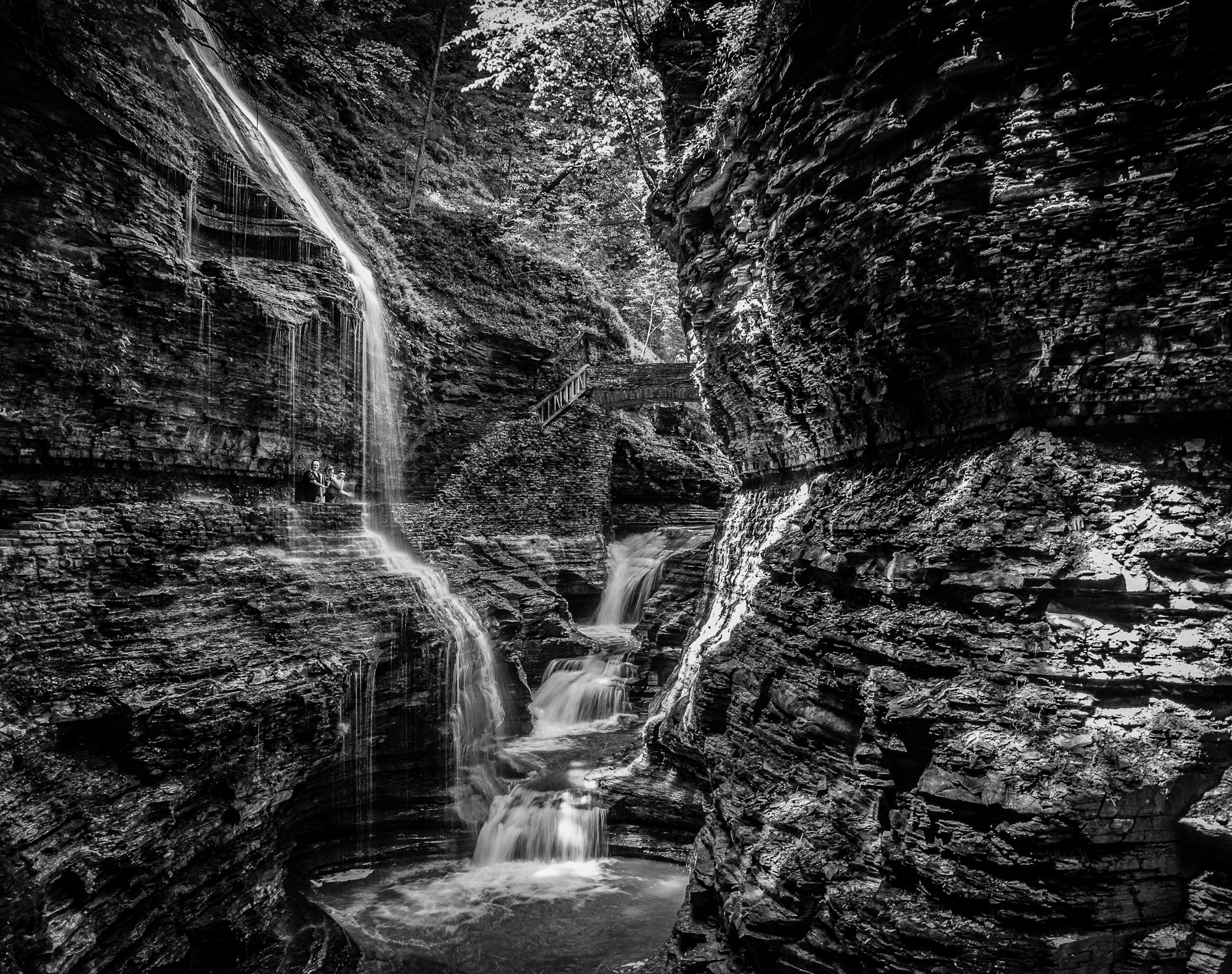 The Gorge at Watkins Glen