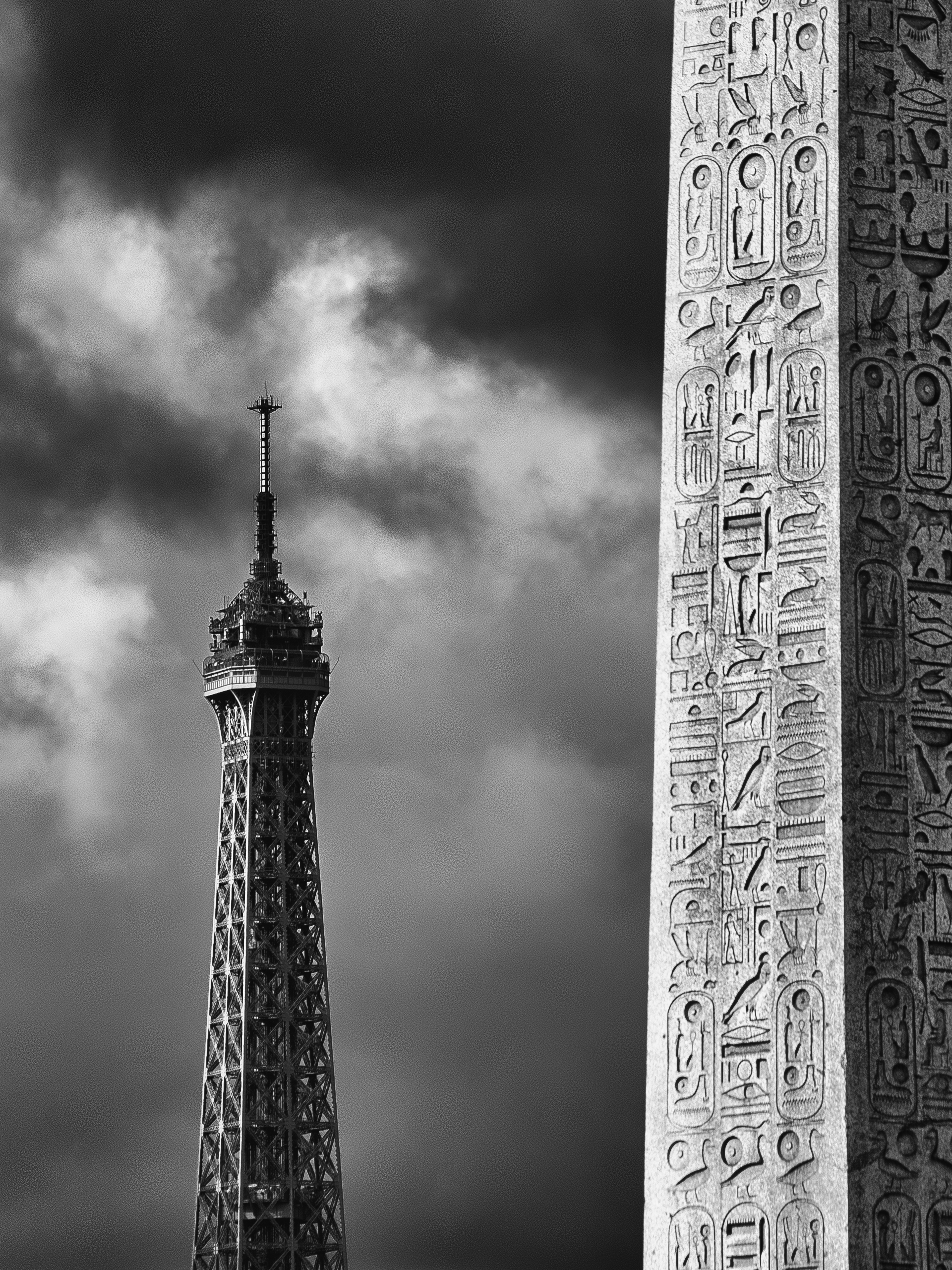 The Tower and the Obelisk