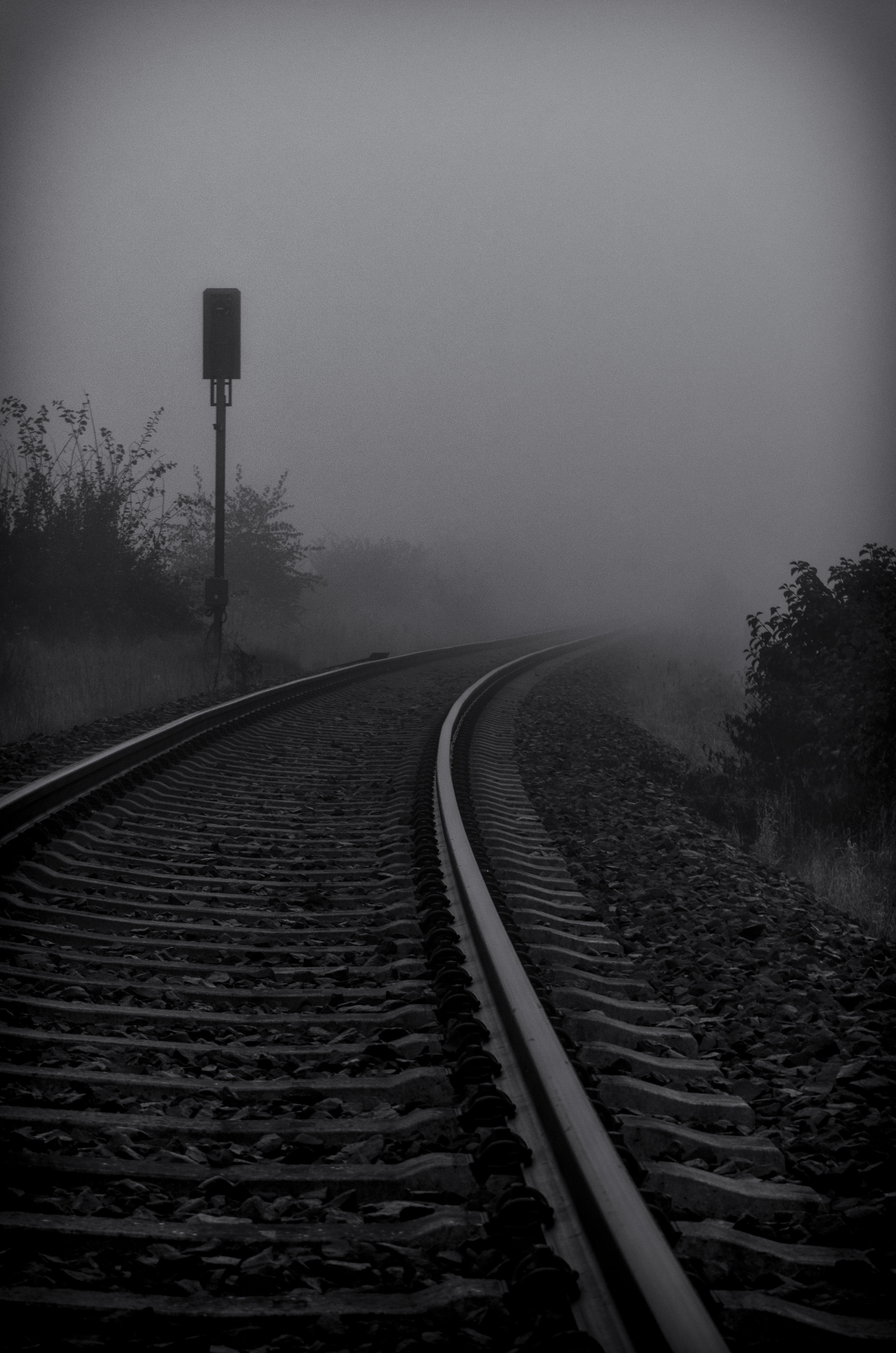 Traveling through the mist