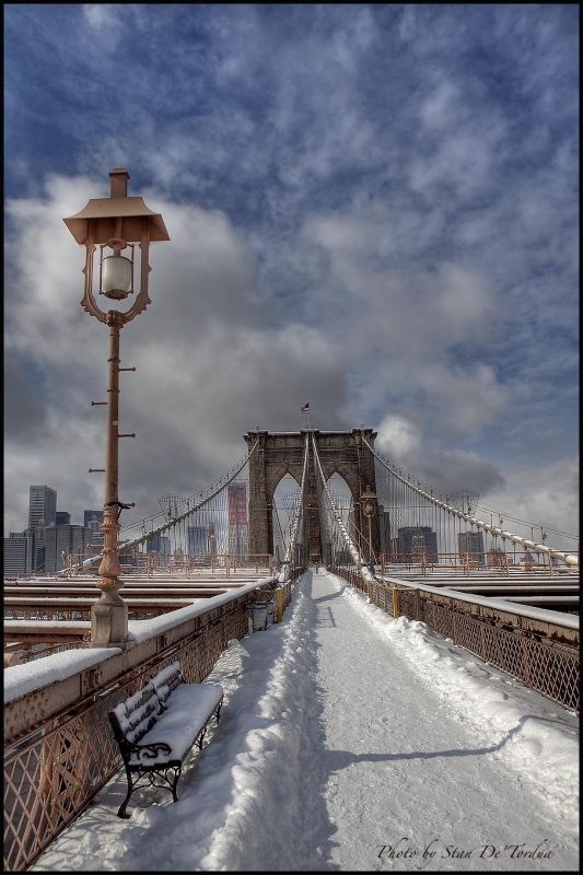 Brooklyn Bridge No.1