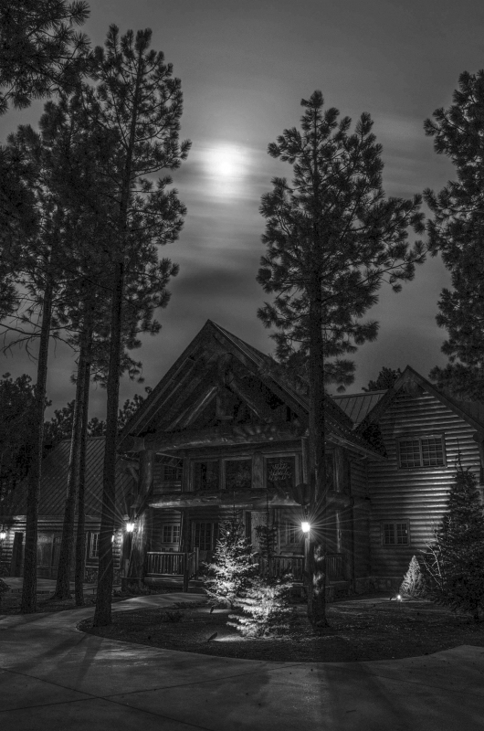 Cabin On Pepper Trail Bnw