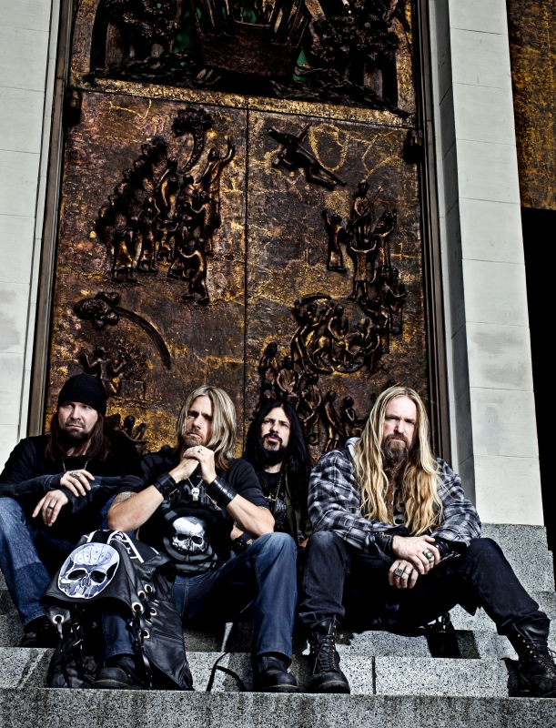 Guarding The Heavens Gates (black Label Society)