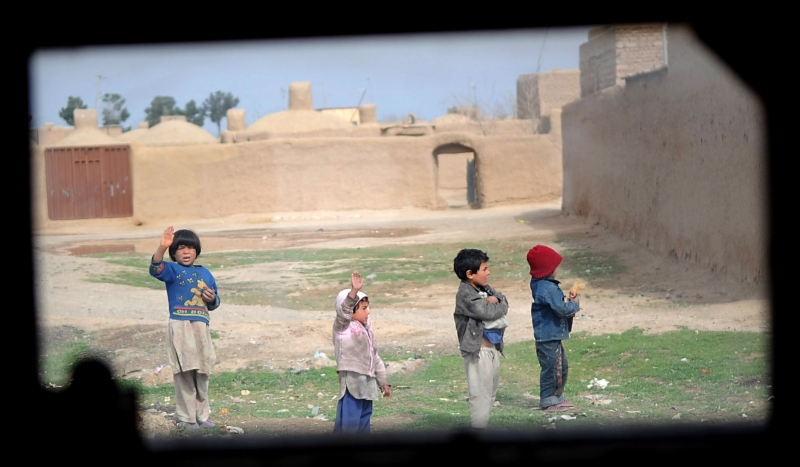 Kids In Herat