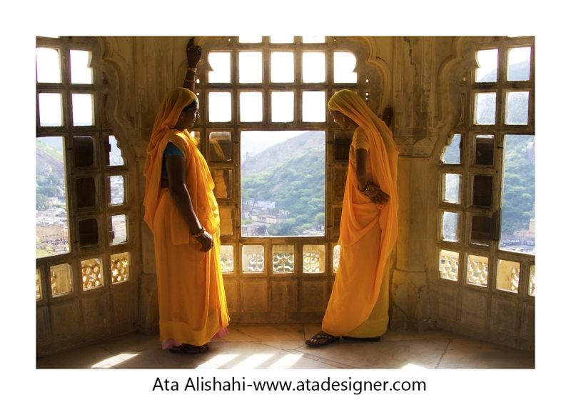 Ladies Of Amer Fort