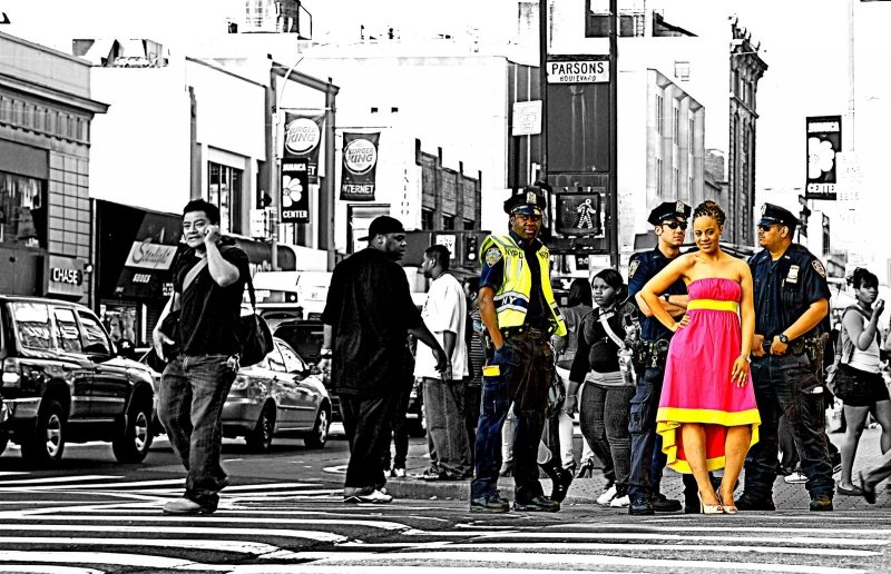 Ny's Finest: Protection For The City