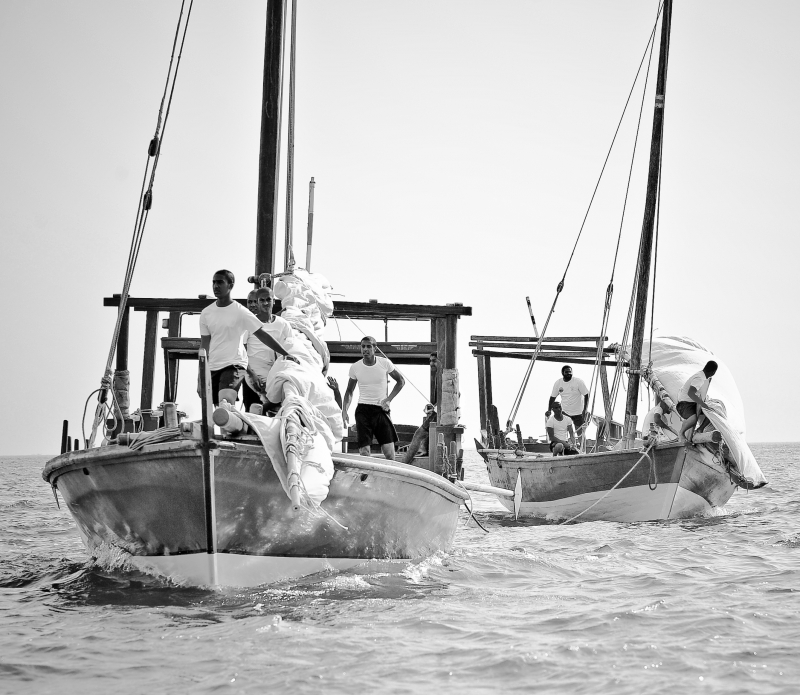 Old Traditional Boat Race