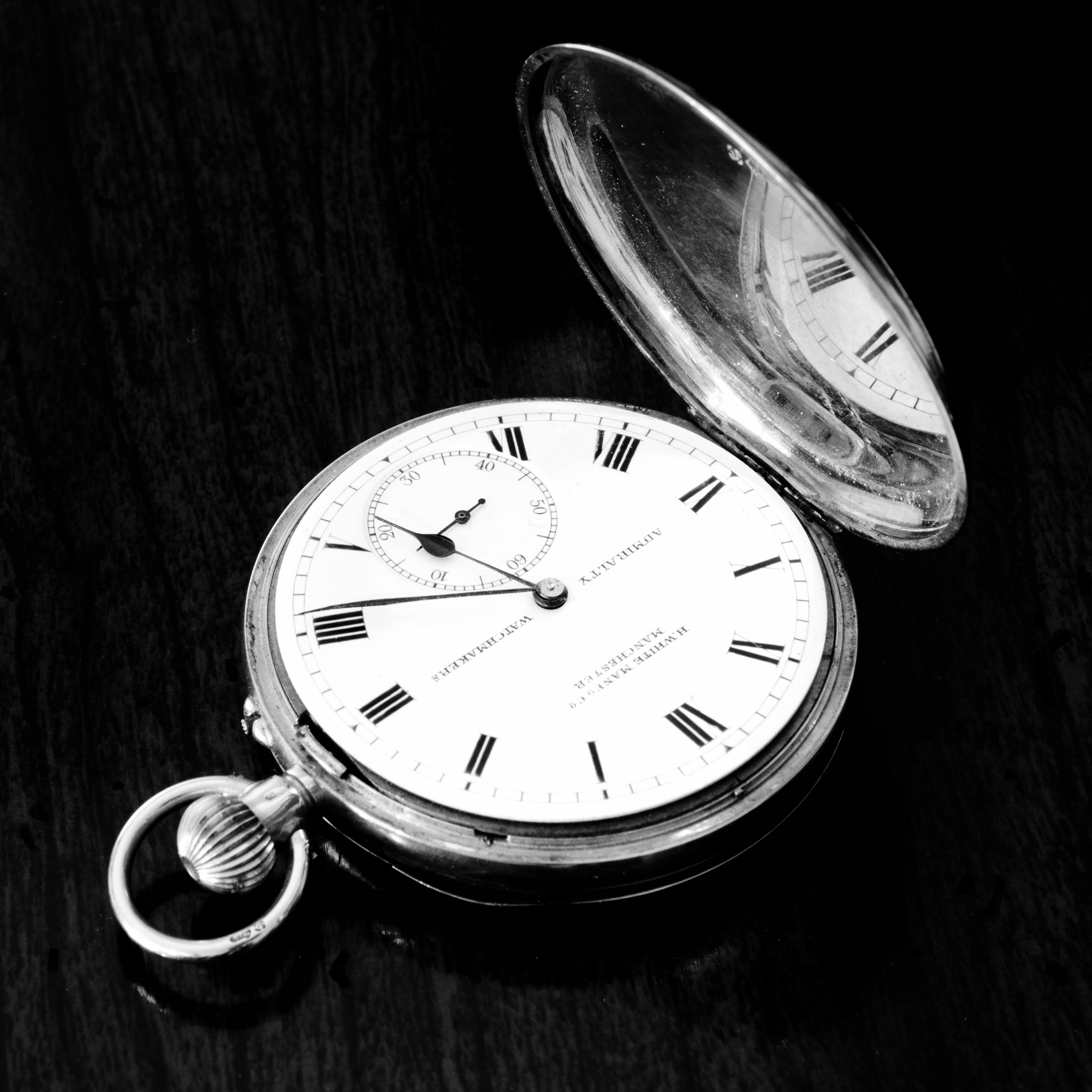 Old Watch – BW