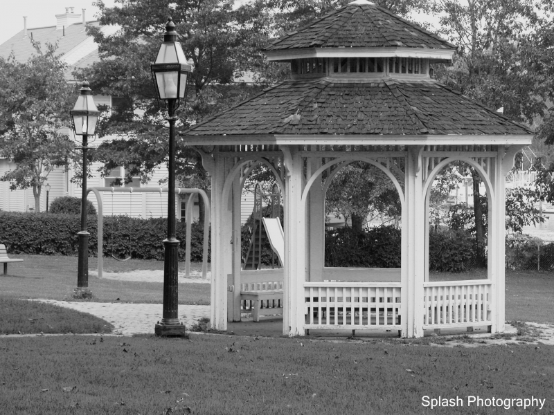 Pawtuxet Village Gazebo
