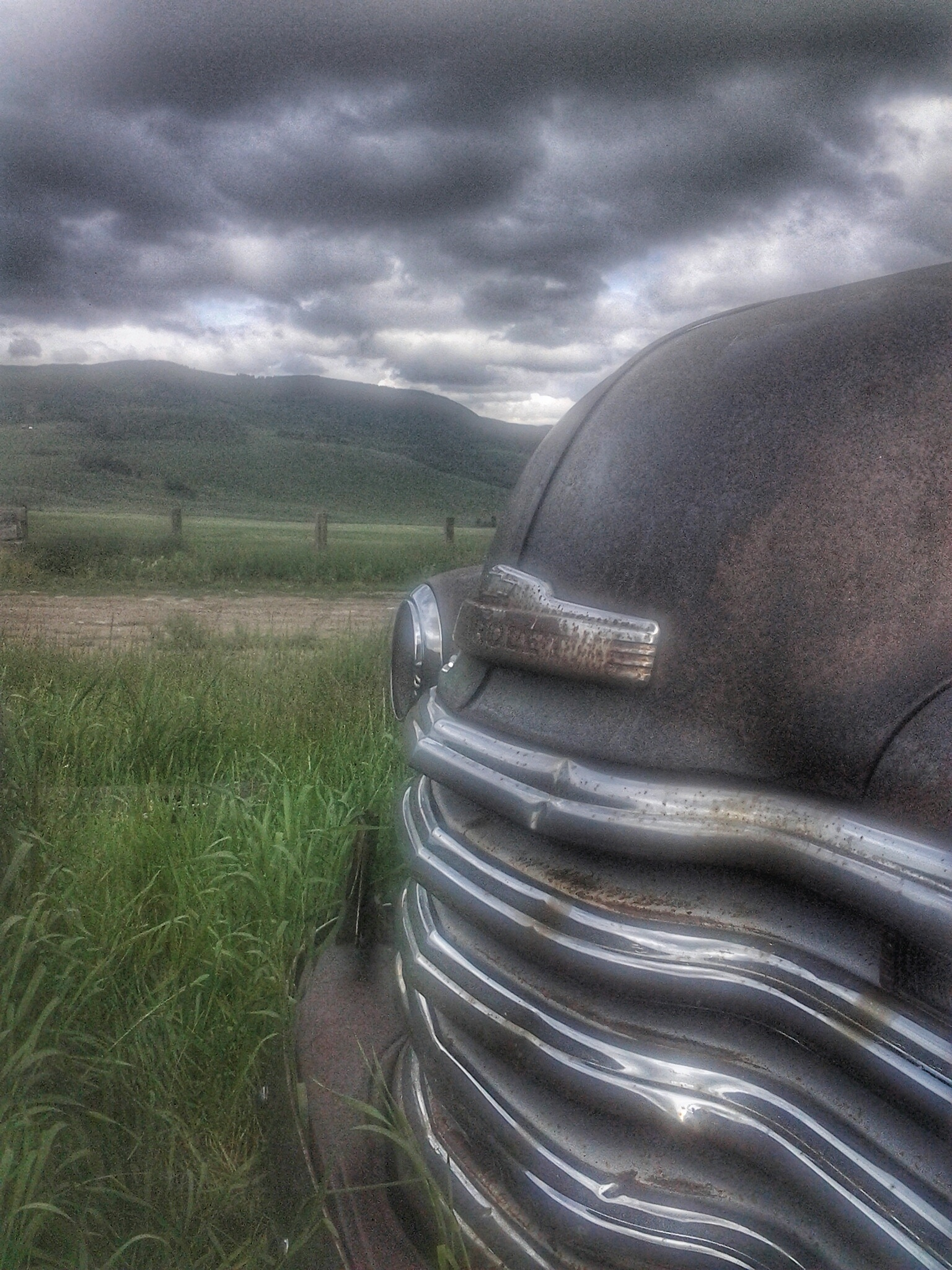Retired Ranch Truck