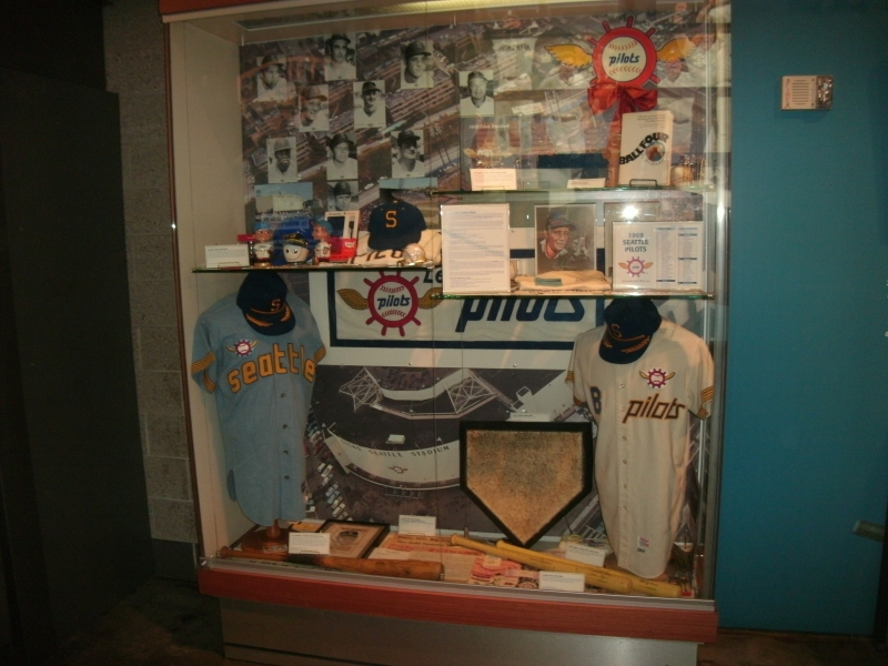 Seattle Pilots History(all Of One Year)
