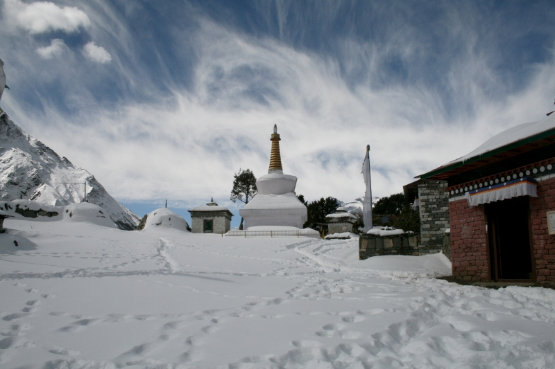 Tengboche After The Storm