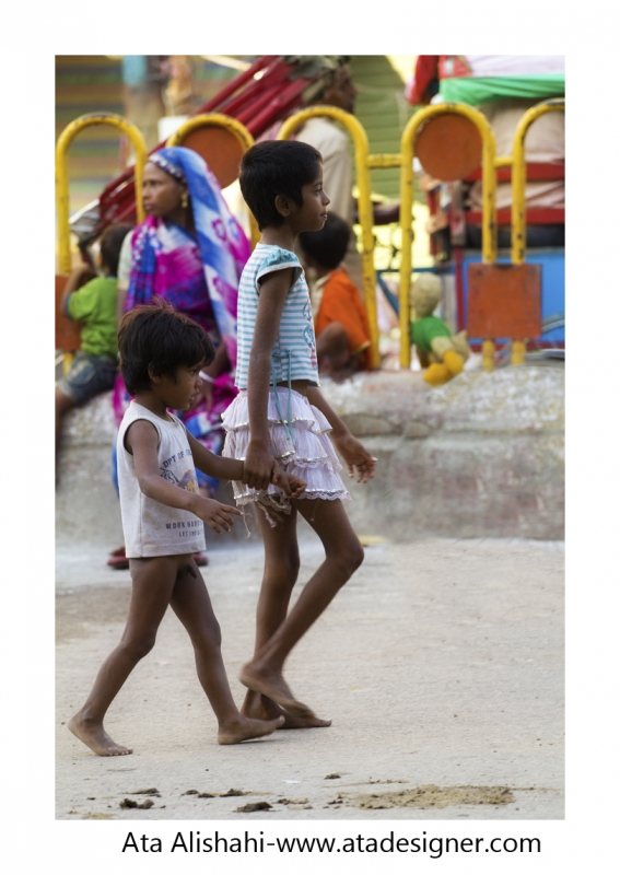 The Art Of Ata Alishahi