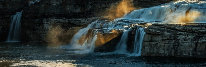 The Great Falls Of The Missouri
