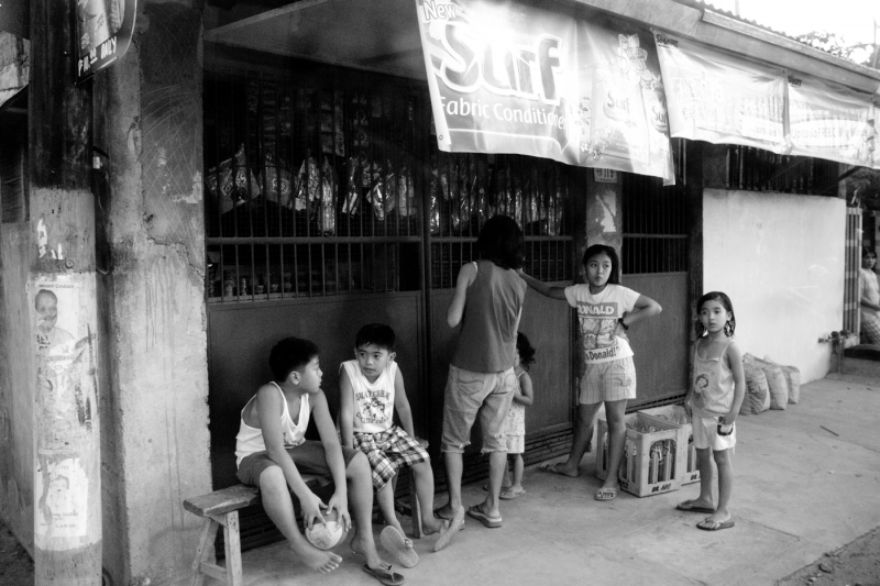 The Philippines: Corner Store