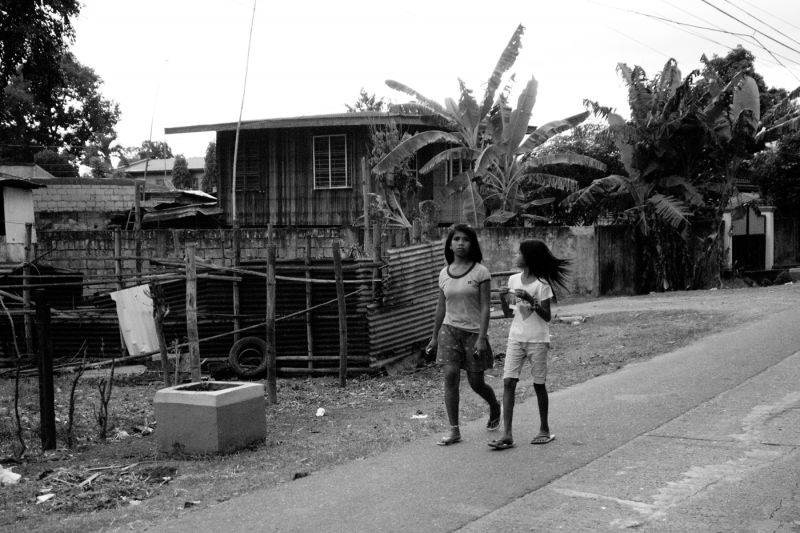 The Philippines: Walking