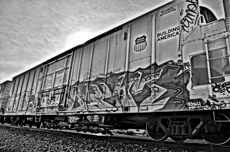 The Train Car