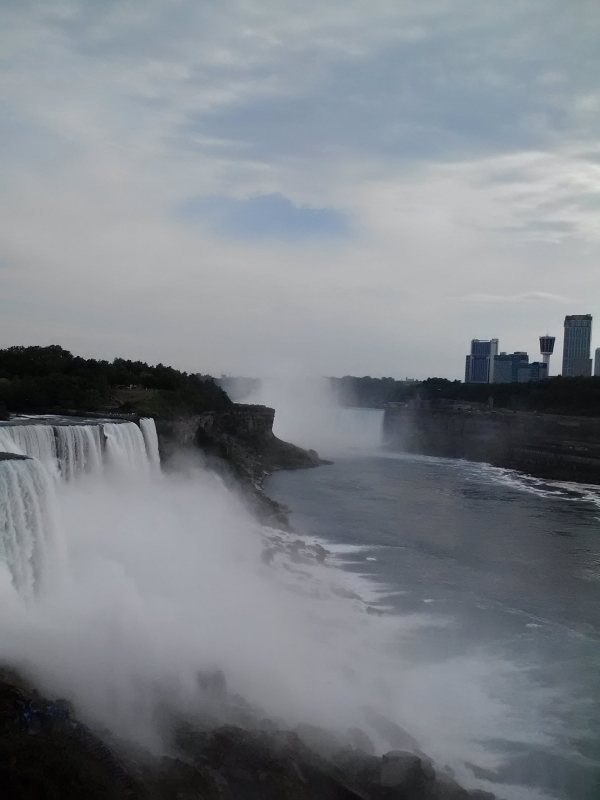 The Wonder Of Niagara Falls