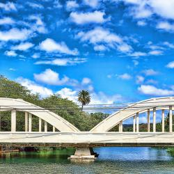 Haleiwa Bridge HDR 2revised web