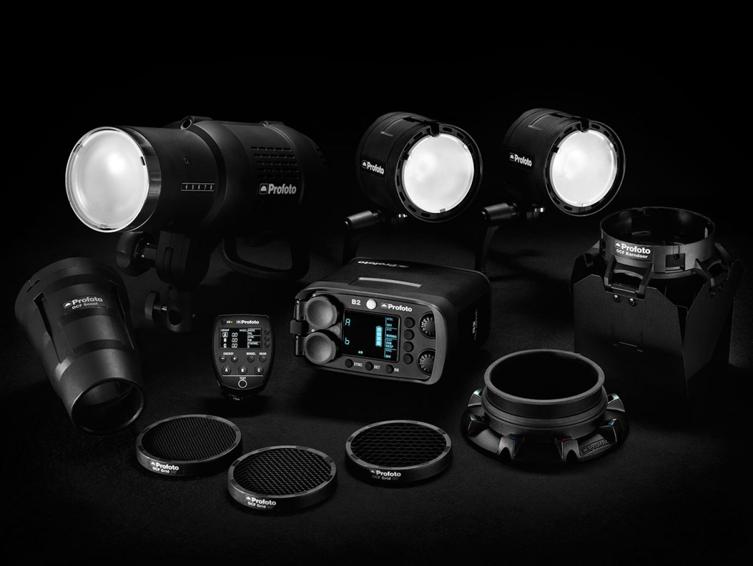 The new Profoto Off-Camera Flash system