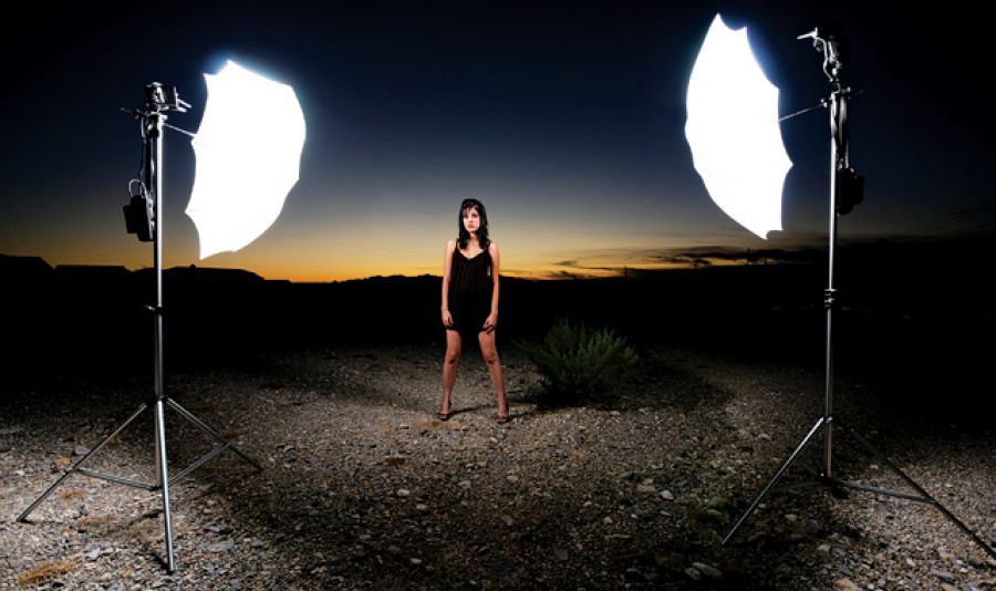monolights battery powered photography lighting digital