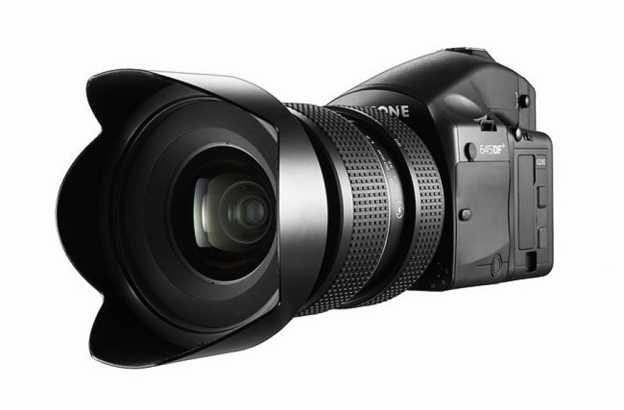 Phase One introduces 40-80mm leaf shutter lens from Schneider Kreuznach