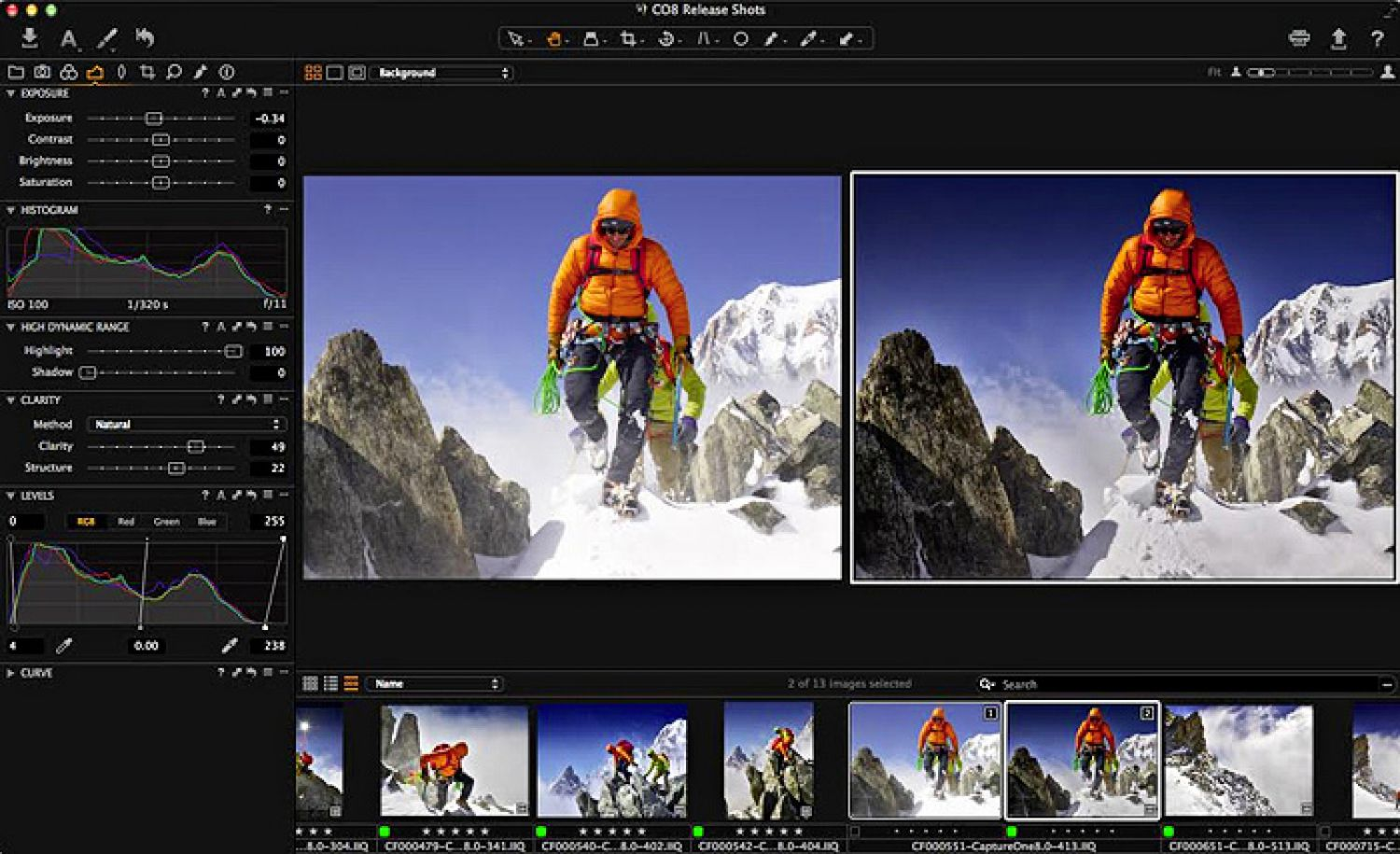 Phase One Releases Capture One Pro 8