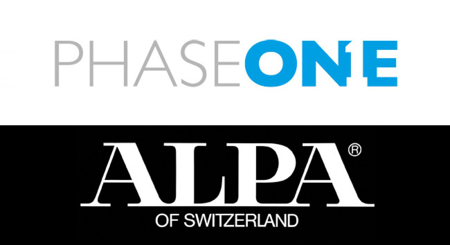 Phase One and ALPA of Switzerland Announce Alliance