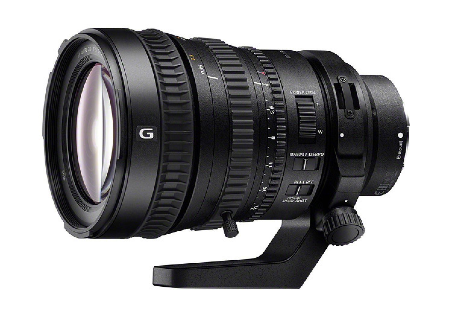 Sony Introduces Full-Frame Power Zoom 28-135mm f/4 Lens