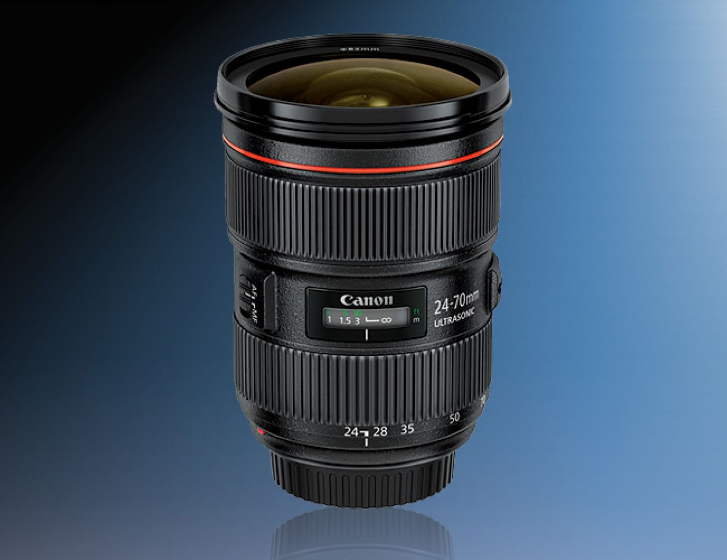 Canon EF 24-70mm ƒ/2.8L IS II USM