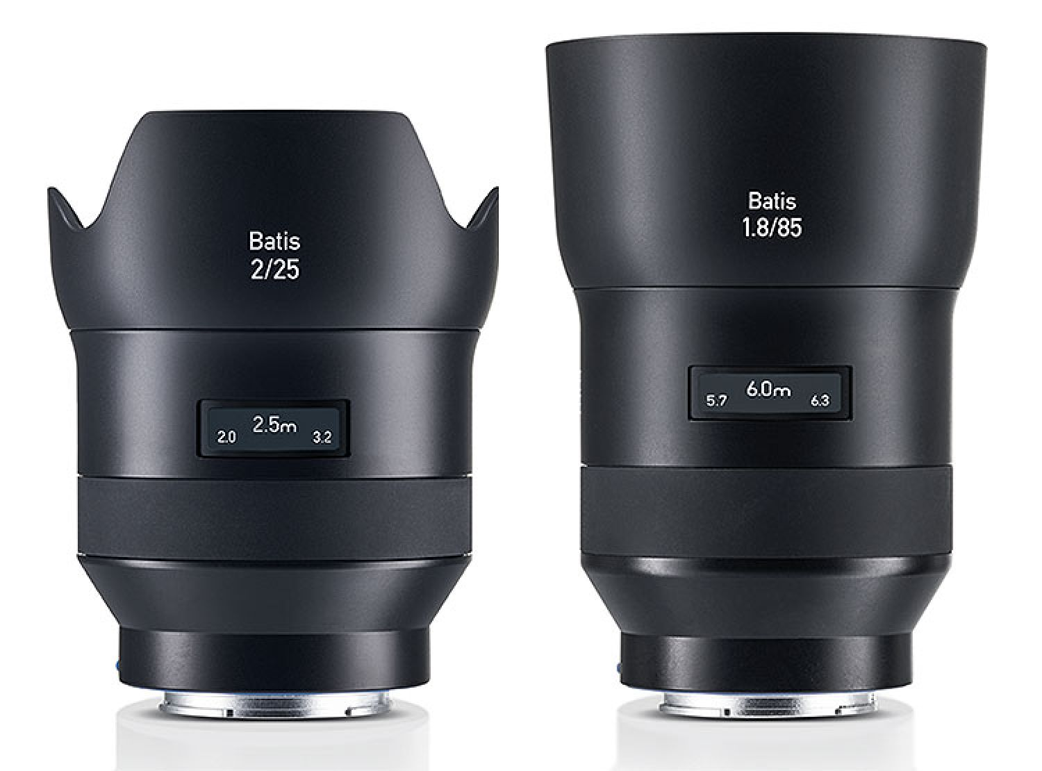 Zeiss Batis Lenses Arrive