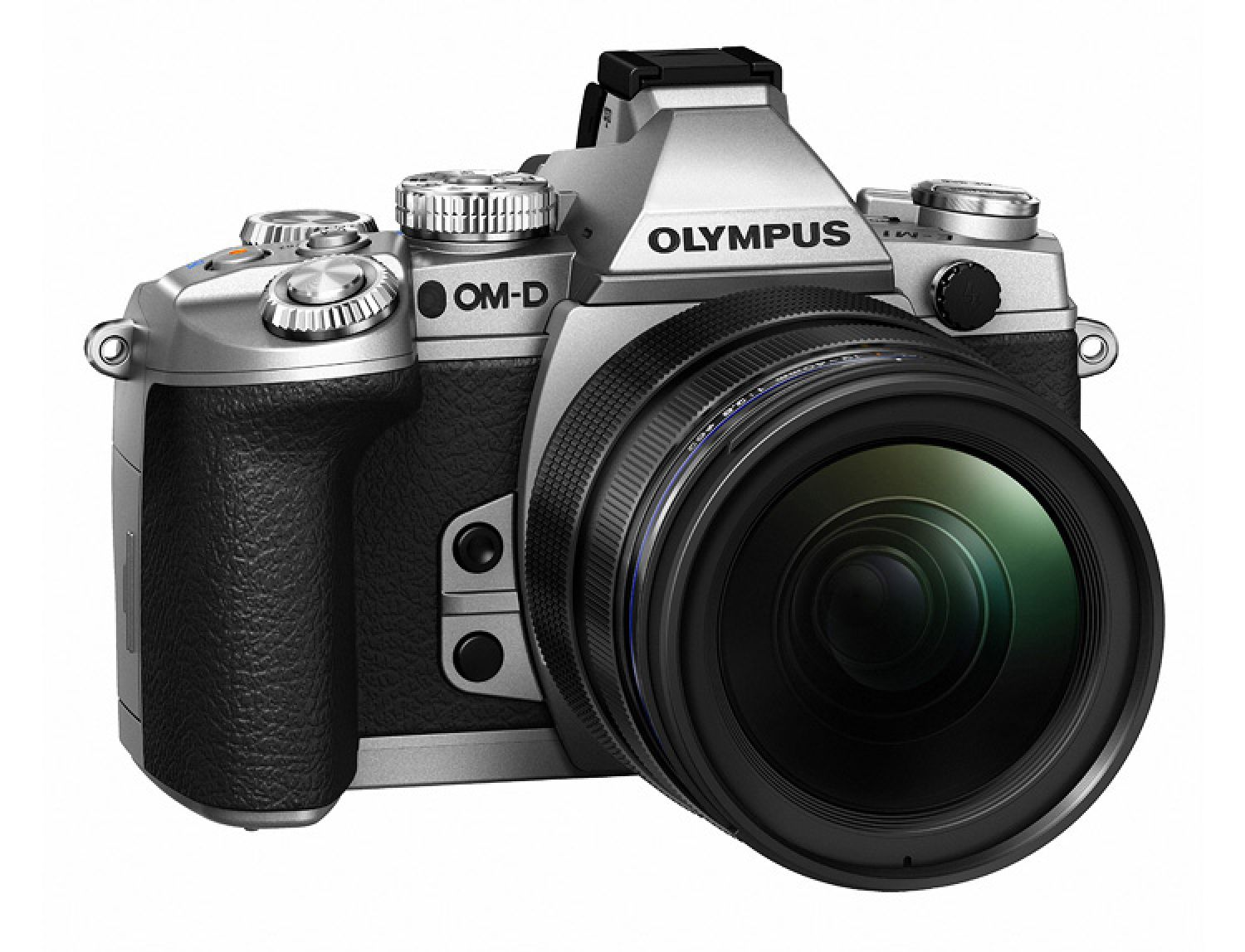 Olympus OM-D EM-1 Silver Body and Firmware Upgrade