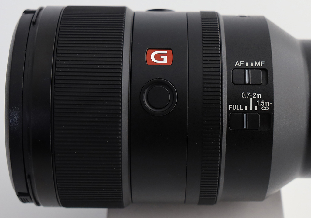 Slideshow: Test Photos for Review of Sony FE 135mm F1.8 GM Lens--On-lens controls