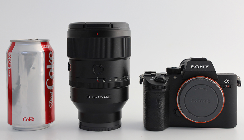 Slideshow: Test Photos for Review of Sony FE 135mm F1.8 GM Lens: The lens