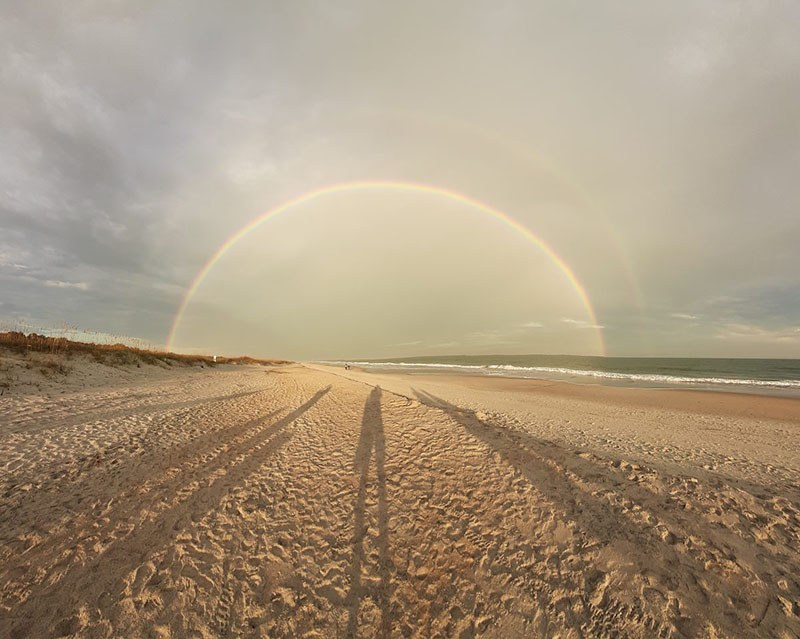 """""""Double Rainbow"""" by nedMichael"""